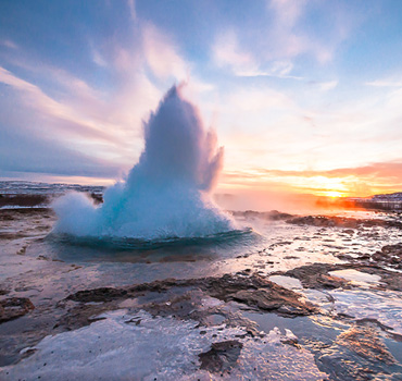 iceland fire and ice