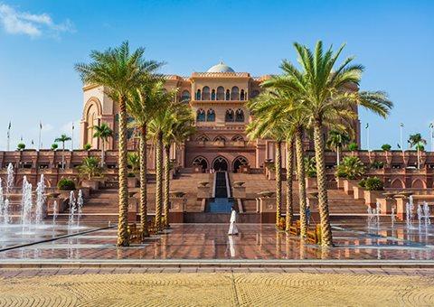 Dubai Oman Abu Dhabi