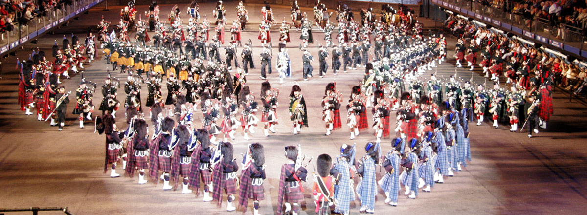 Military Tattoo Edinburgh