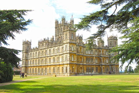 british landscapes highclere search