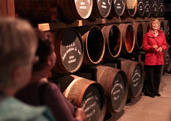 midleton distillery ireland carousel