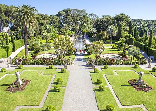 Rothschild Villa and Garden