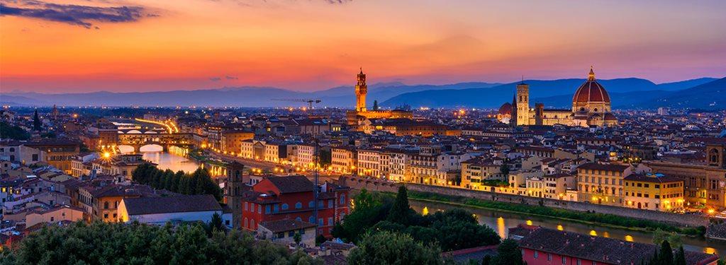 florence skyline bella italia hero