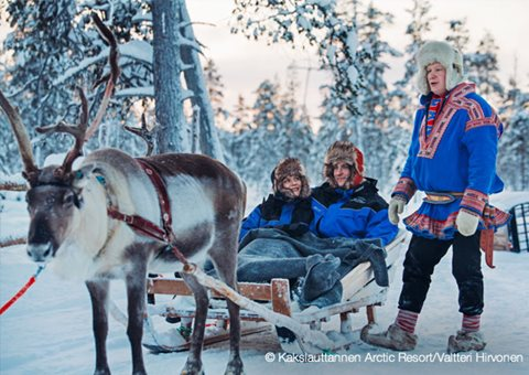 finland northern lights carousel 1