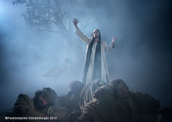 Jesus Mount Olive