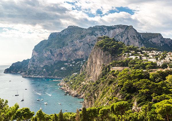 Rome Amalfi Coast