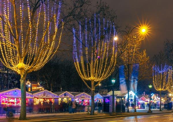 Paris Xmas Market