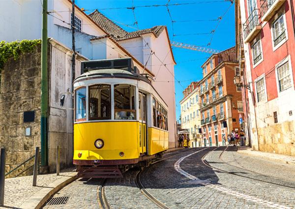 sunny portugal carousel 1