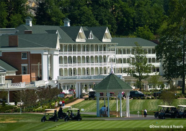 Bedford Springs Historic Tour