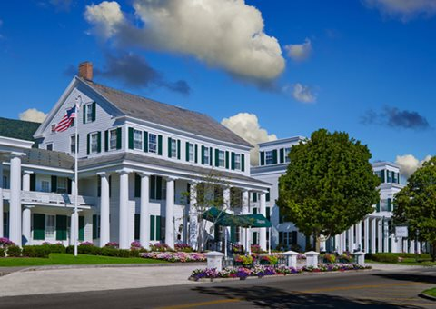 New England Historic Hotels Carousel 1
