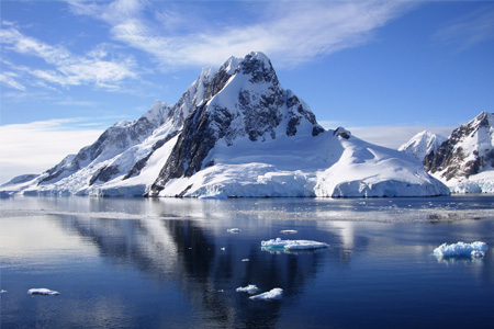 antarctica search