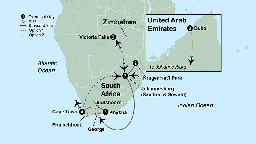 South Africa Travel | South Africa Tours | Collette