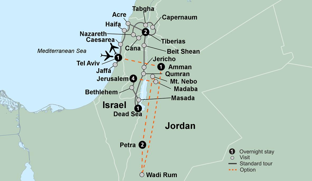 iconic israel 2019 map fb2