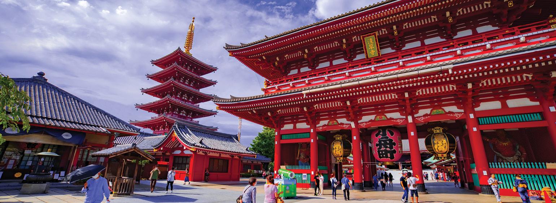 Japan: Past & Present