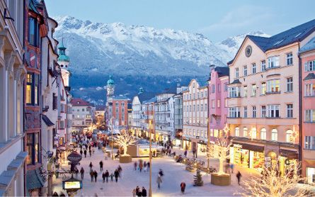Christmas In Austria.Austria Christmas Market German Christmas Markets Trips