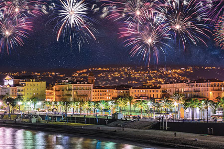 Spotlight on the French Riviera w NewYears Search