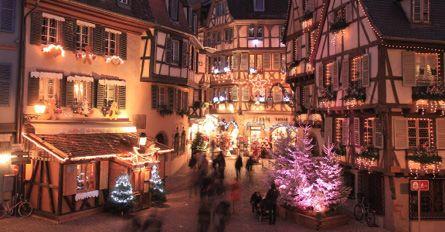 Strasbourg France Christmas Market Hours.Christmas Market Tours In Europe Collette
