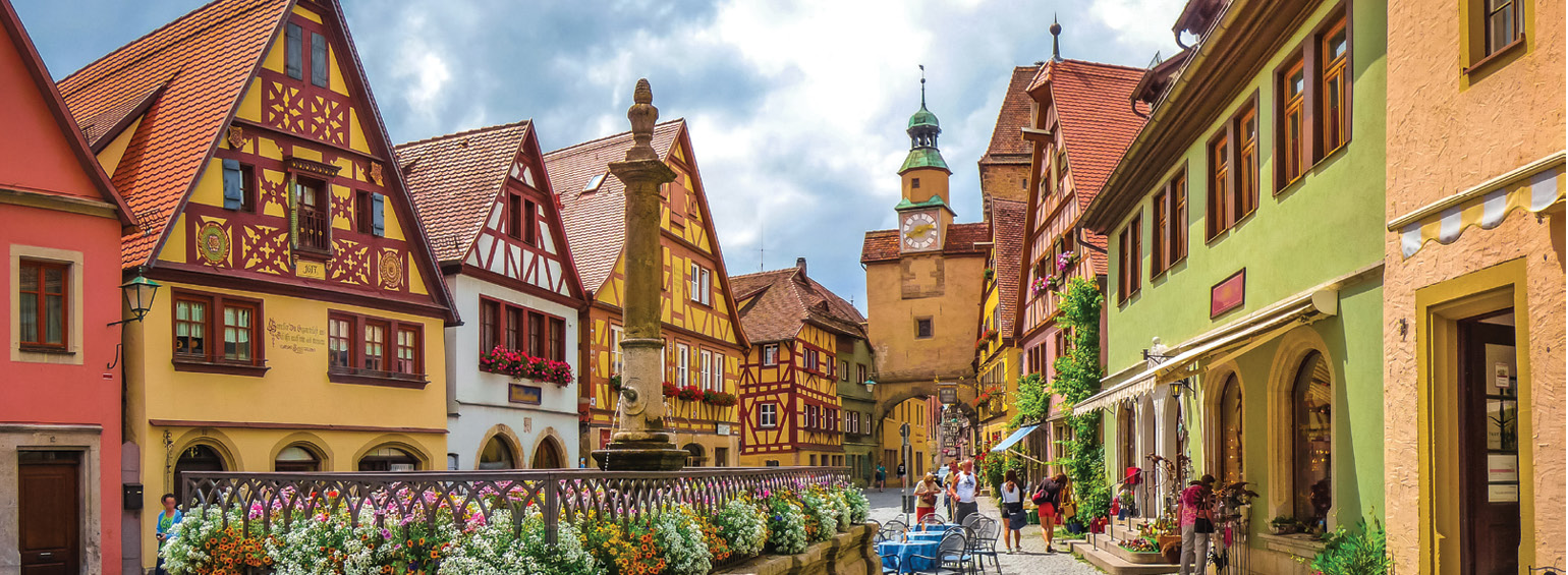 Germany's Cultural Cities