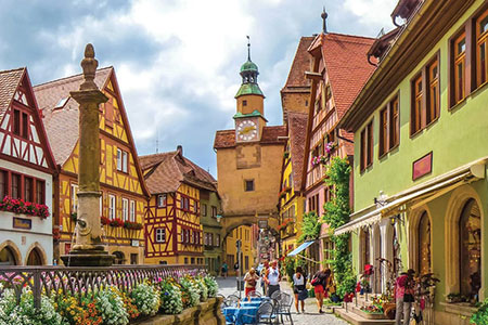 GermanyCulturalCitiesOber search Rothenburg