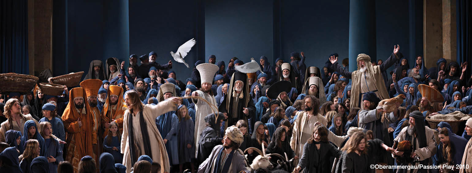 Switzerland and Germany with Oberammergau Passion Play
