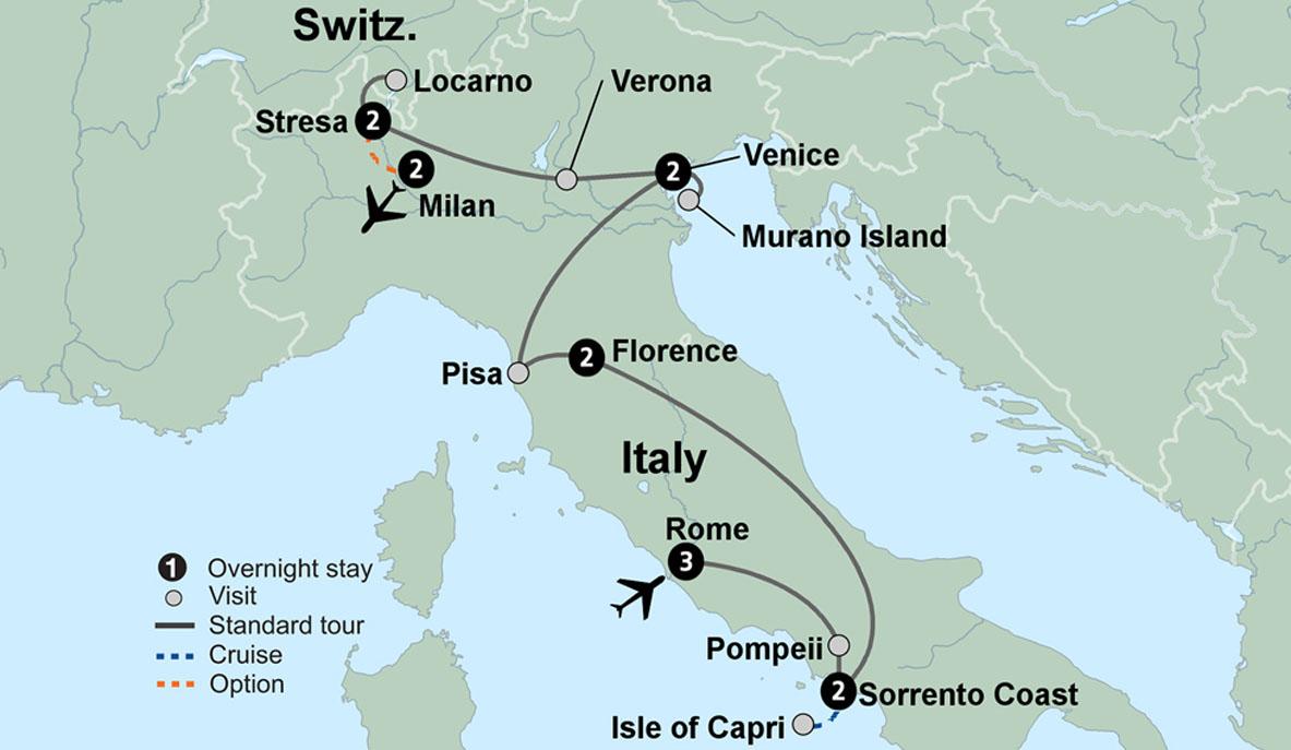 Italy travel visit italy italian vistas collette italianvistas map fb2 gumiabroncs Images