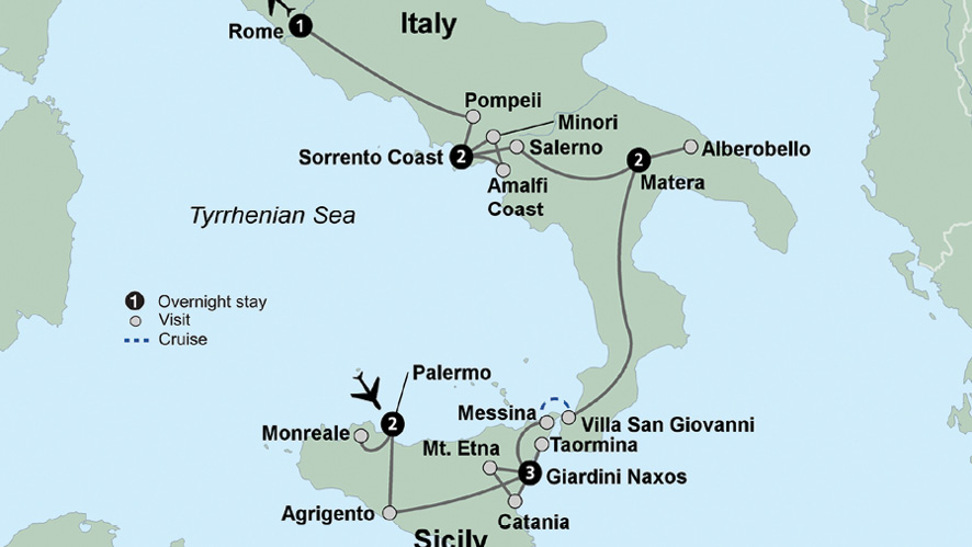 Southern Italy Vacations, Travel in Sicily - Collette