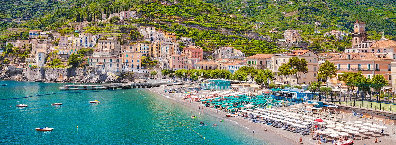 Italy: Amalfi Coast to Puglia
