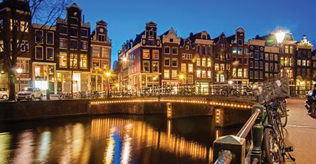 Europes Cosmopolitan Cities Floriade Day2 Amsterdam