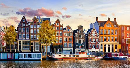 Europes Cosmopolitan Cities Floriade Day3 Amsterdam