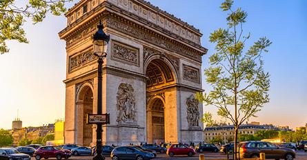Europes Cosmopolitan Cities Floriade Day8 Paris