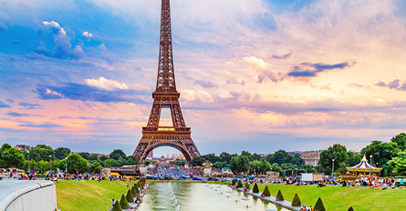Europes Cosmopolitan Cities Floriade Day10 Paris TourEnds