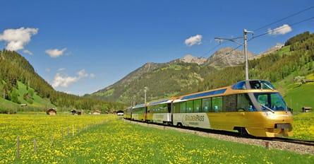 AlpineLakes Day4 Lucerne GoldenPassTrain Montreux Zermatt