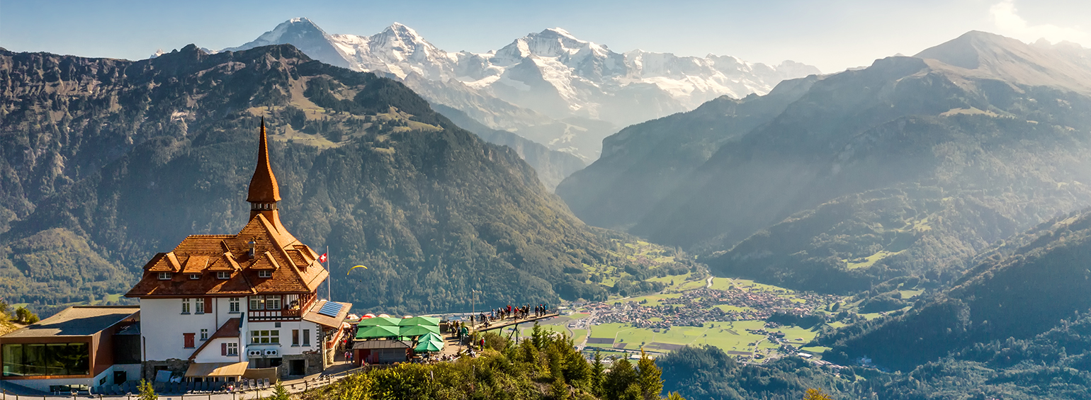 Peaks of Europe: The Alps to The Dolomites