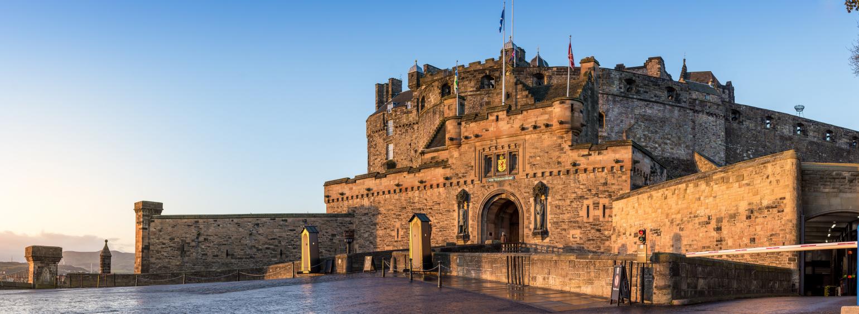 Journey through Scotland & England