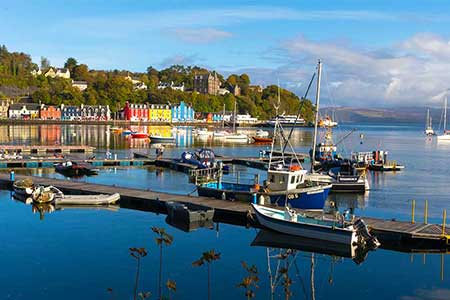 Discover Scotland featuring the Isle of Mul Search