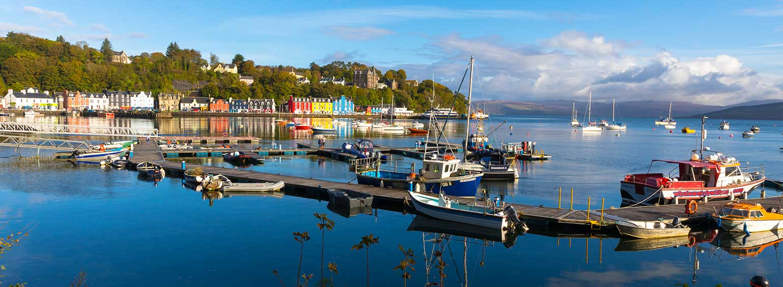 Discover Scotland featuring the Isle of Mull