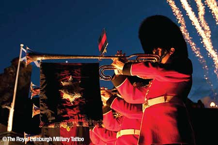 Discover Scotland ALT featuring Isle of Mull Military Tattoo Search