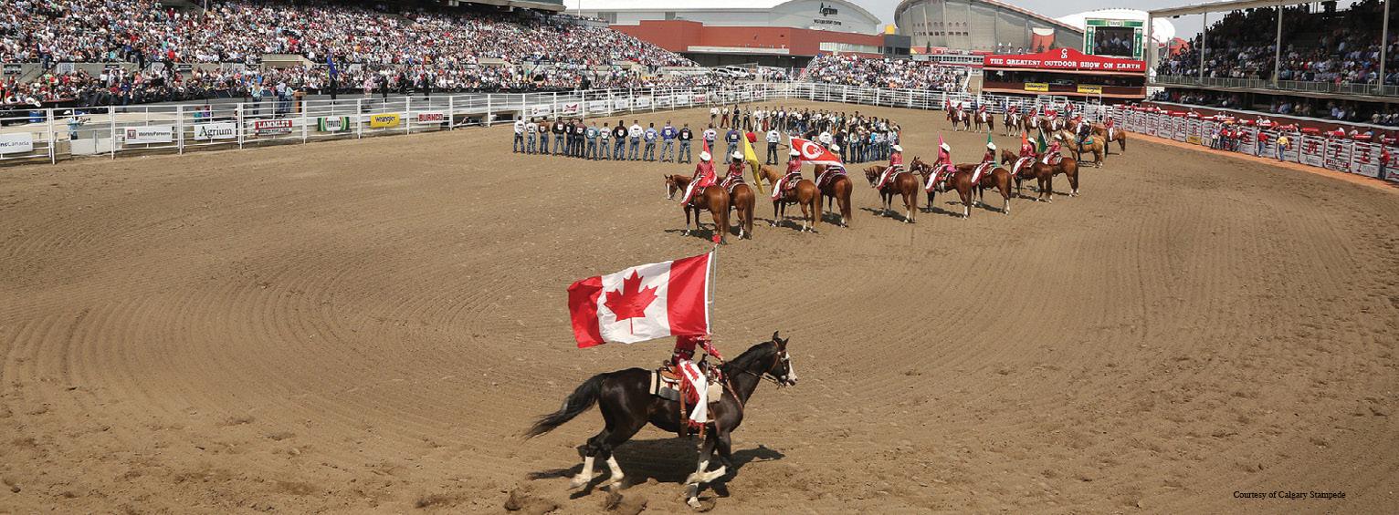 CanRockiesTrainFeaturingCalgaryStampede Hero1 CalgaryStampede