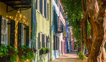 Savannah and Charleston Vacation Packages | Tours of the South