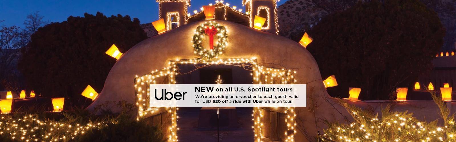 Spotlight on Santa Fe Holiday