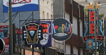 AmericasMusicCities Day3 Nashville Memphis