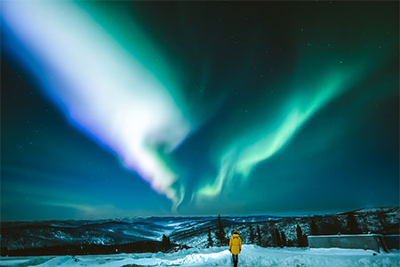 Alaskas Northern Lights Search