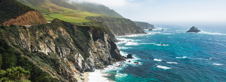 California Dreamin': Monterey, Yosemite & Napa