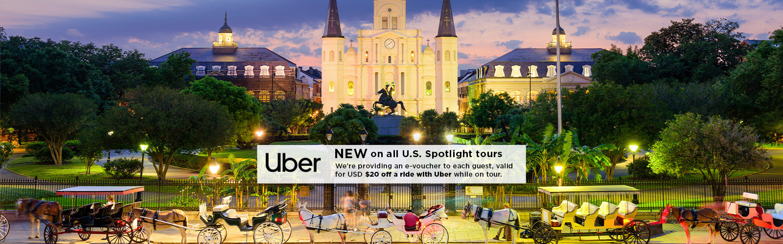 Spotlight on New Orleans Holiday