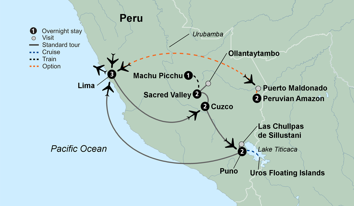 peru ancient land of mysteries map fb2