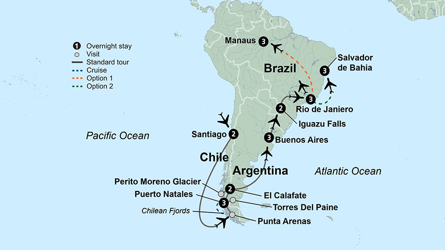 149baac1d461 Top Destinations in South America   Collette